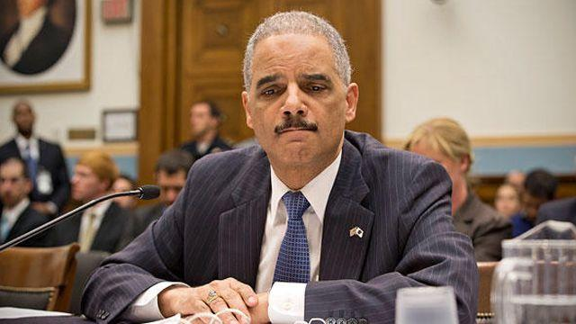 Targeting journalists: Backlash hits Holder, DOJ