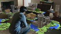 As Xbox One gets a little sweeter, HoloLens gets Xbox Live
