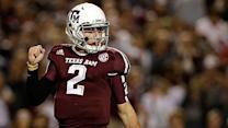 Johnny Manziel: The Calm Before The Storm