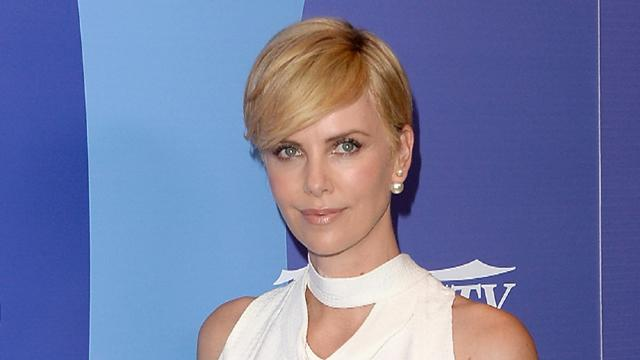 Charlize Theron Talks Charity Work And Reacts To California's New Paparazzi Law