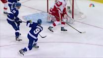 Johnson fires PPG top-shelf past Mrazek