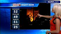Tamara's Monday forecast: Sunny skies to dominate forecast