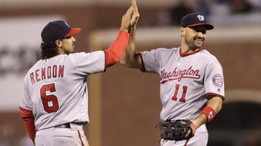 Nationals turn first-of-its-kind triple play in win against Giants