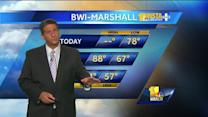 Tony: Heat advisory in effect as heat index to top 100