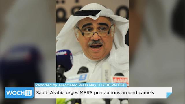 Saudi Arabia Urges MERS Precautions Around Camels
