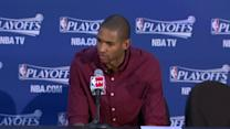 Press Pass: Al Horford