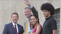 NYC Mayor Visits Vatican City To Strengthen Relationship With Catholic Church