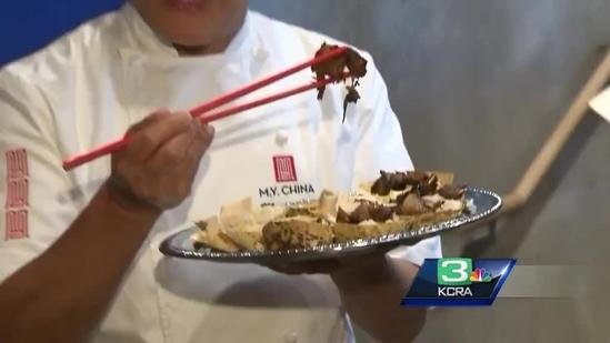 Confucius center offers appetizing program at UC Davis