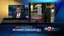 House approves ban on Internet cafes