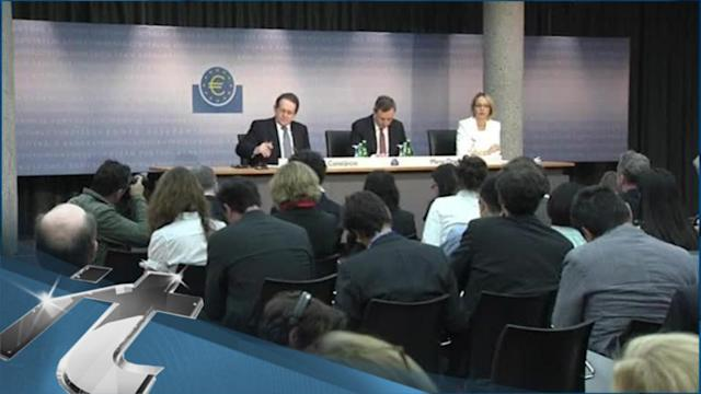 European Central Bank Latest News: ECB Leaves Key Rate Unchanged