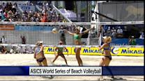 ASICS World Series Of Beach Volleyball Founder Shares Event Details