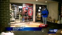 Salt stolen from local hardware store