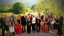 Mega-Family of 21 Plans a Wedding