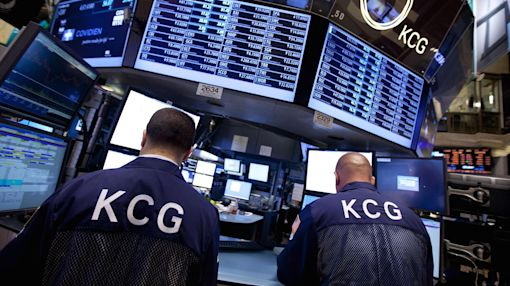 Shares of KCG climb 7% as BATS rises on acquisition speculation