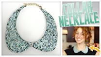 Collar Necklace - Do It, Gurl