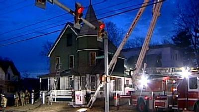 Investigators Say Fires Intentionally Set