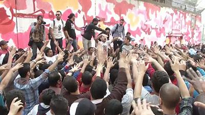 Activists, Supporters Clash in Cairo