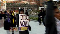 Hopkins Caregivers Reach Tentative Agreement On Wage Hike