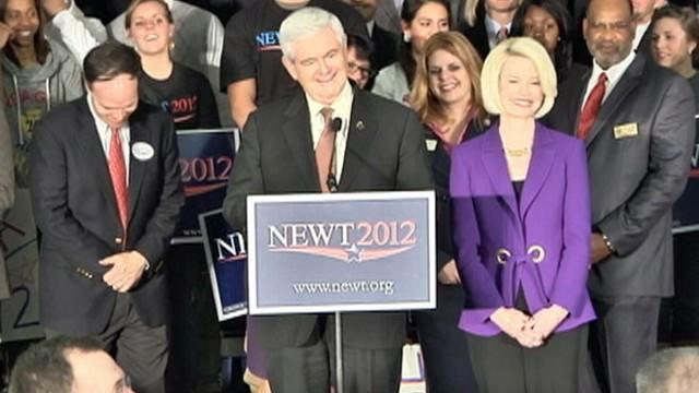 Michigan Primary Night: Newt Gingrich Re-emerges
