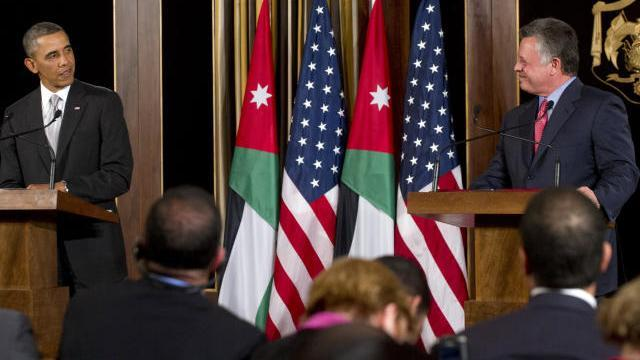 President Obama's Mideast trip comes to an end