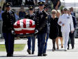 The Latest: More than 7,500 pay respects to Sen. John McCain