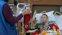 Holiday spirit reaches hundreds of wounded warriors
