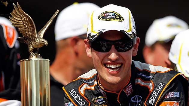 Is Joey Logano off the hot seat?