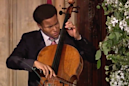 19-year-old cellist steals hearts at the Royal Wedding