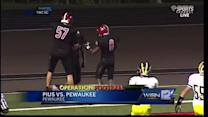Op Football: Pius vs. Pewaukee