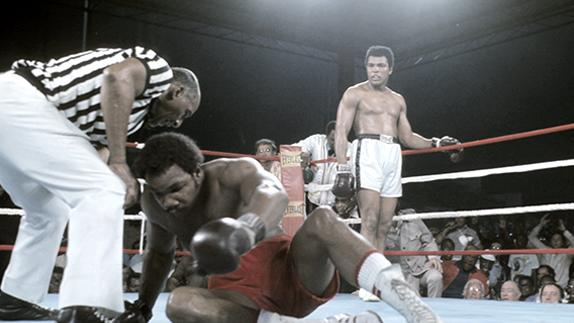 George Foreman: My tainted water in the Rumble in the Jungle