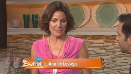 LuAnn de Lesseps Makes Roasted Lemon Chicken