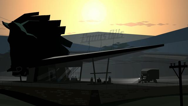 Kentucky Route Zero - Talking with Joseph Gameplay