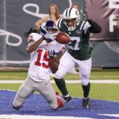 Giants Get First Preseason Win Against Jets