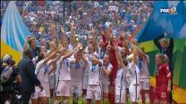 Ticker Tape Parade for World Cup-Winning U.S. Women