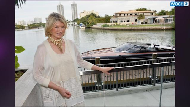 Martha Stewart May Be A Domestic Goddess But She's Delving Into New Waters Now — Sex Tips!!