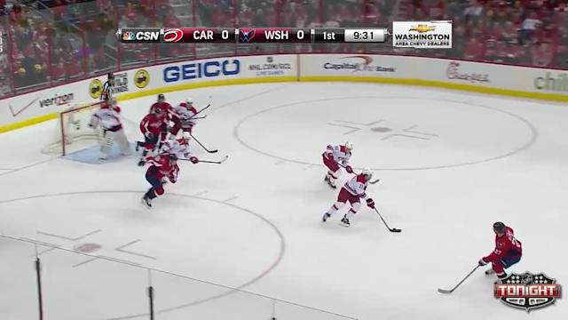 Carolina Hurricanes at Washington Capitals - 01/02/2014