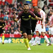 Aguero: I'm not competing with Ibrahimovic