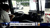 Another NJ TRANSIT Bus Driver Caught Distracted Behind The Wheel