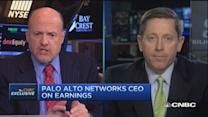 Palo Alto Networks CEO: We're growing faster every quarte...