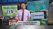 Why Jim Cramer says the hottest theme on Wall Street is your selfie stick