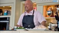 Why Andrew Zimmern Won't Be Eating Placenta
