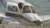 Plane Kills a Young Father on the Shore at Florida Beach