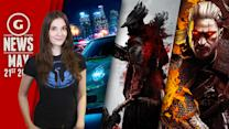 Witcher 3 Graphics Downgrade Explained & Bloodborne Expansion - GS Daily News