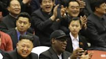 Rodman Calls Kim Jong Un 'Awesome Guy'