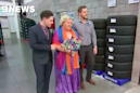 Couple's dream wedding at Costco is one we can aspire to