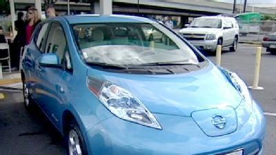 Electric Vehicles Available To Rent In Hawaii