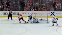 Lecavalier beats Fleury up high on breakaway