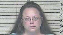 Defiant Kentucky County Clerk Jailed for Failure to Issue Marriage Licenses to Same-Sex Couples