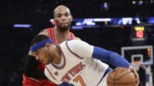 Sources: 'Melo doesn't want to waive no-trade clause, leave Knicks