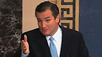 Cruz: Speak Till He Can't Against Obamacare